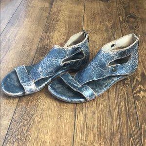 Bed Stu distressed sandals